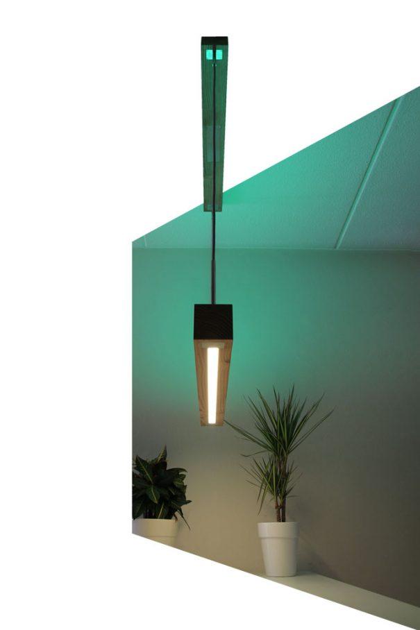 ledlamp whoepss dimbaar